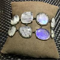 Bavna moonstone bracelet