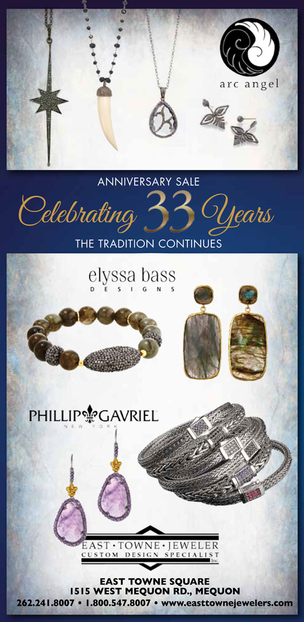 2017 Anniversary Jewelry Sale | East Towne Jewelers | Mequon, WI