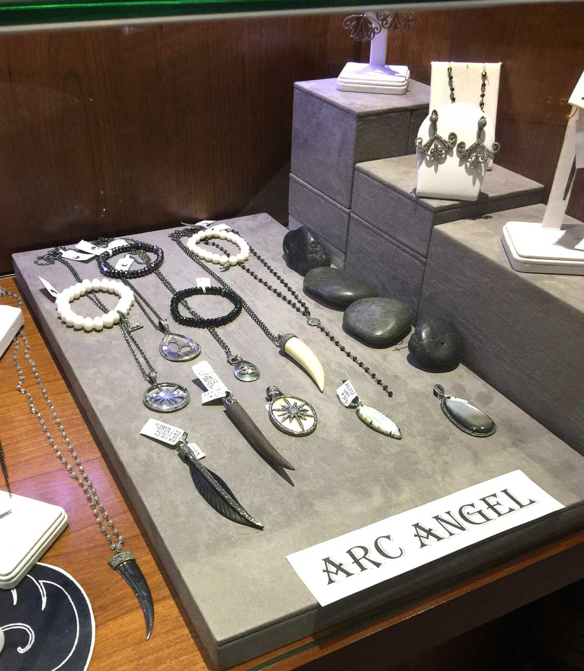 Arc Angel Jewelry Line at East Towne Jewelers in Mequon WI