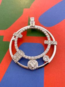 Custom Pendant Finished Piece | East Towne Jewelers
