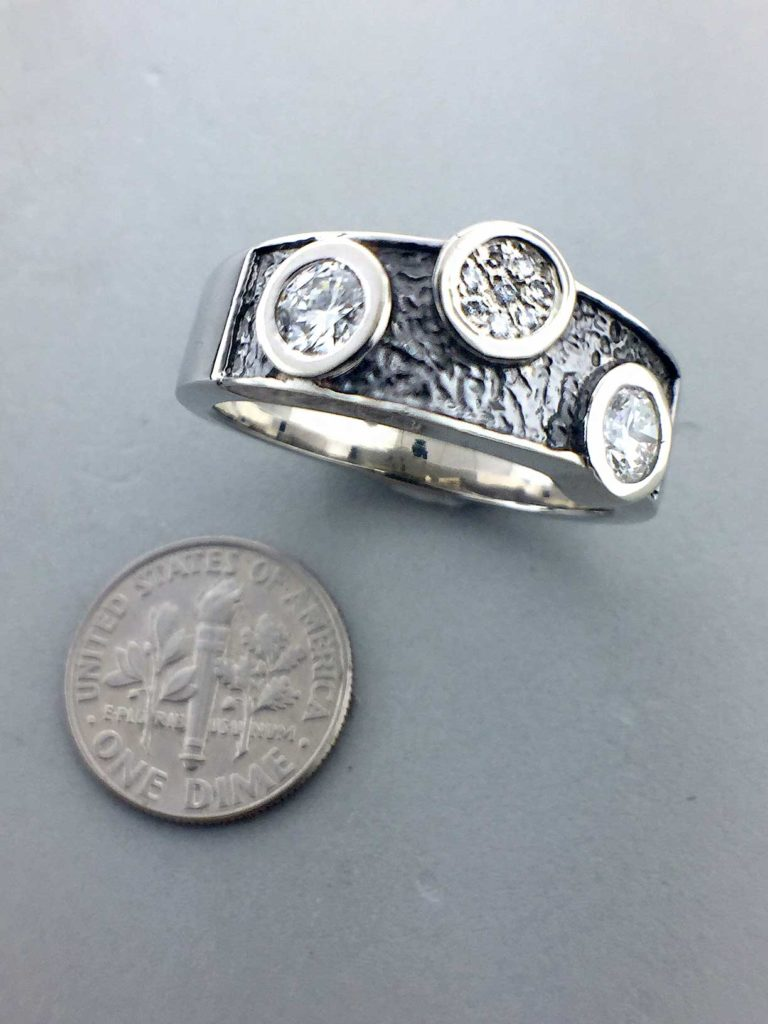 Custom Ring East Towne Jewelers