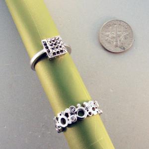 Diamond-Circles-Ring
