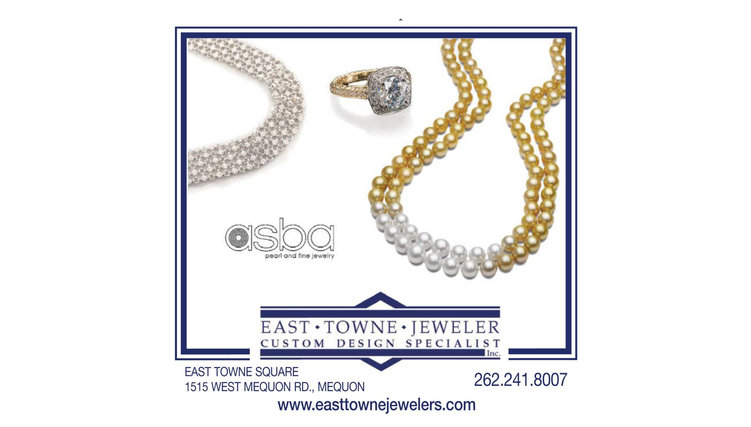 East Towne Jewelers Holiday Sale 2019