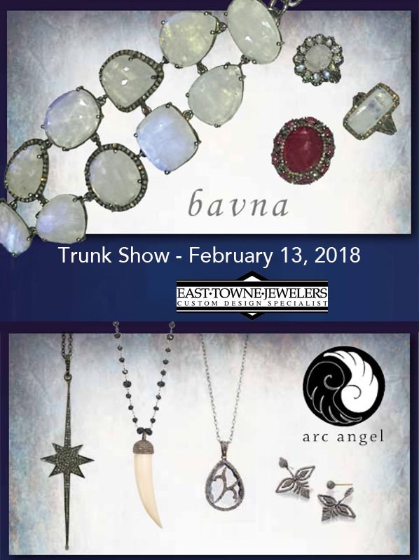 East Towne Jewelers Trunk Show Mequon WI