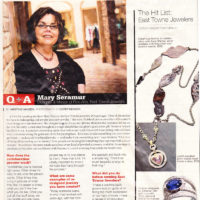 M Magazine Sept 2008 | East Towne Jewelers | Mequon WI