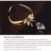 M Magazine Broken Jewelery | East Towne Jeweler