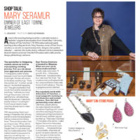 M Magazine Feb 2018 | Mary Seramur East Towne Jewelers