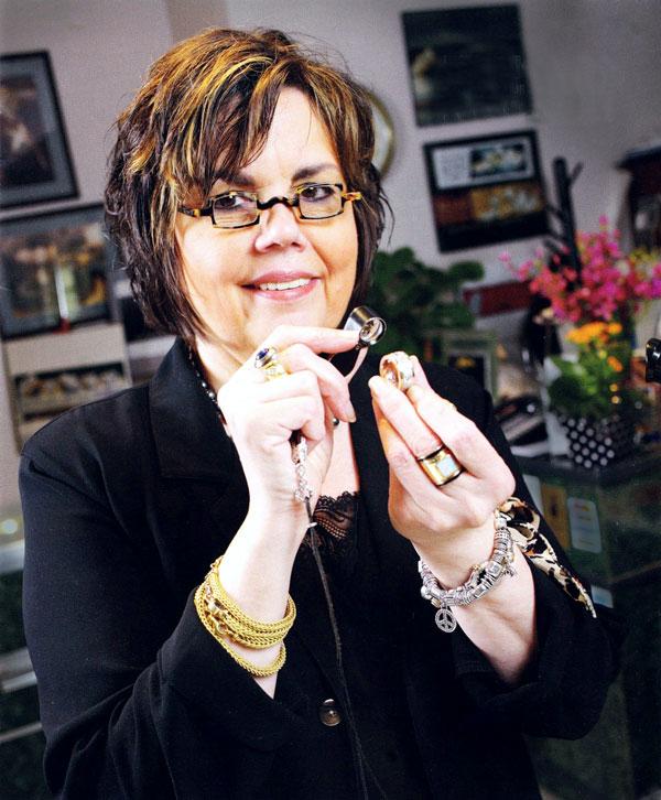 Mary Seramur | East Towne Jewelers | Jewelry Designer