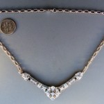Repurposed Jewelry Changing Brooch to Necklace | East Towne Jewelers | Mequon WI