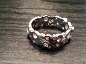 Repurpose Old Diamond Ring | East Towne Jewelers