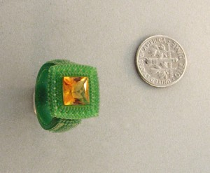 citrine-ring-mold